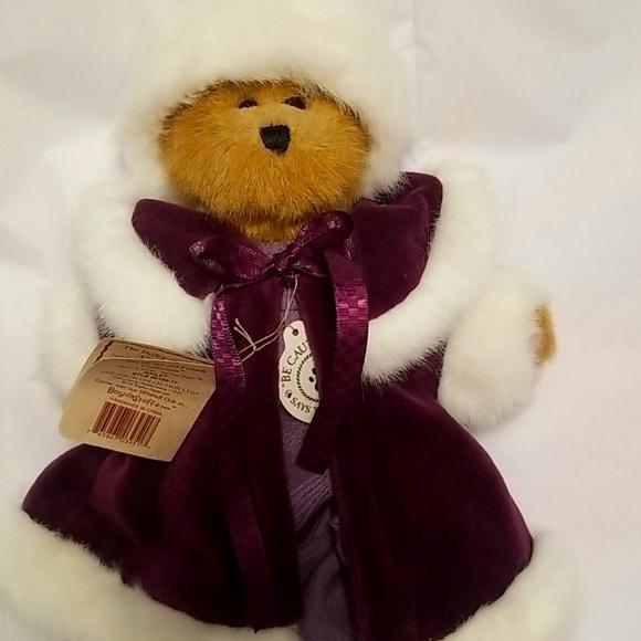 NWT Boyd's Bears Bailey #9199-17